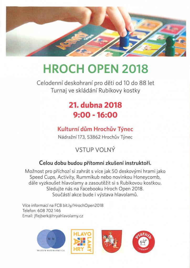 hroch open