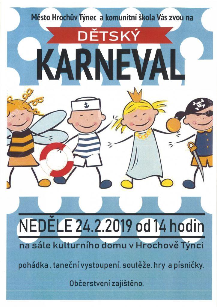 Karneval - Komunitní škola 1