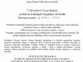 Tradiční Tříkráloví sbírka v Hrochově Týnci dne 4. ledna 2020  1