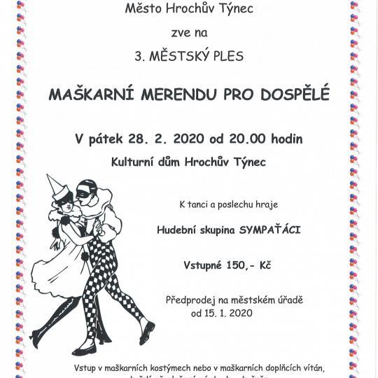 Městský ples  1